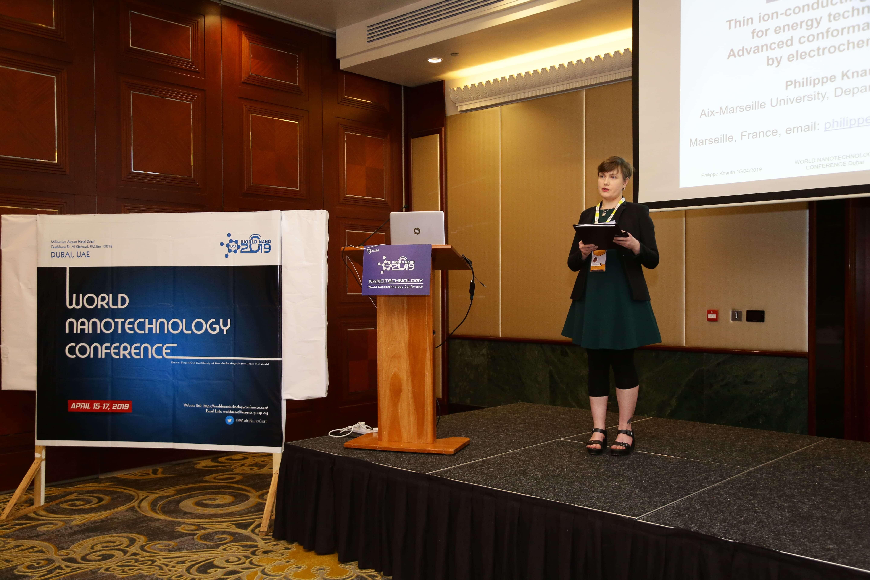 World Nanotechnology Conference 2020