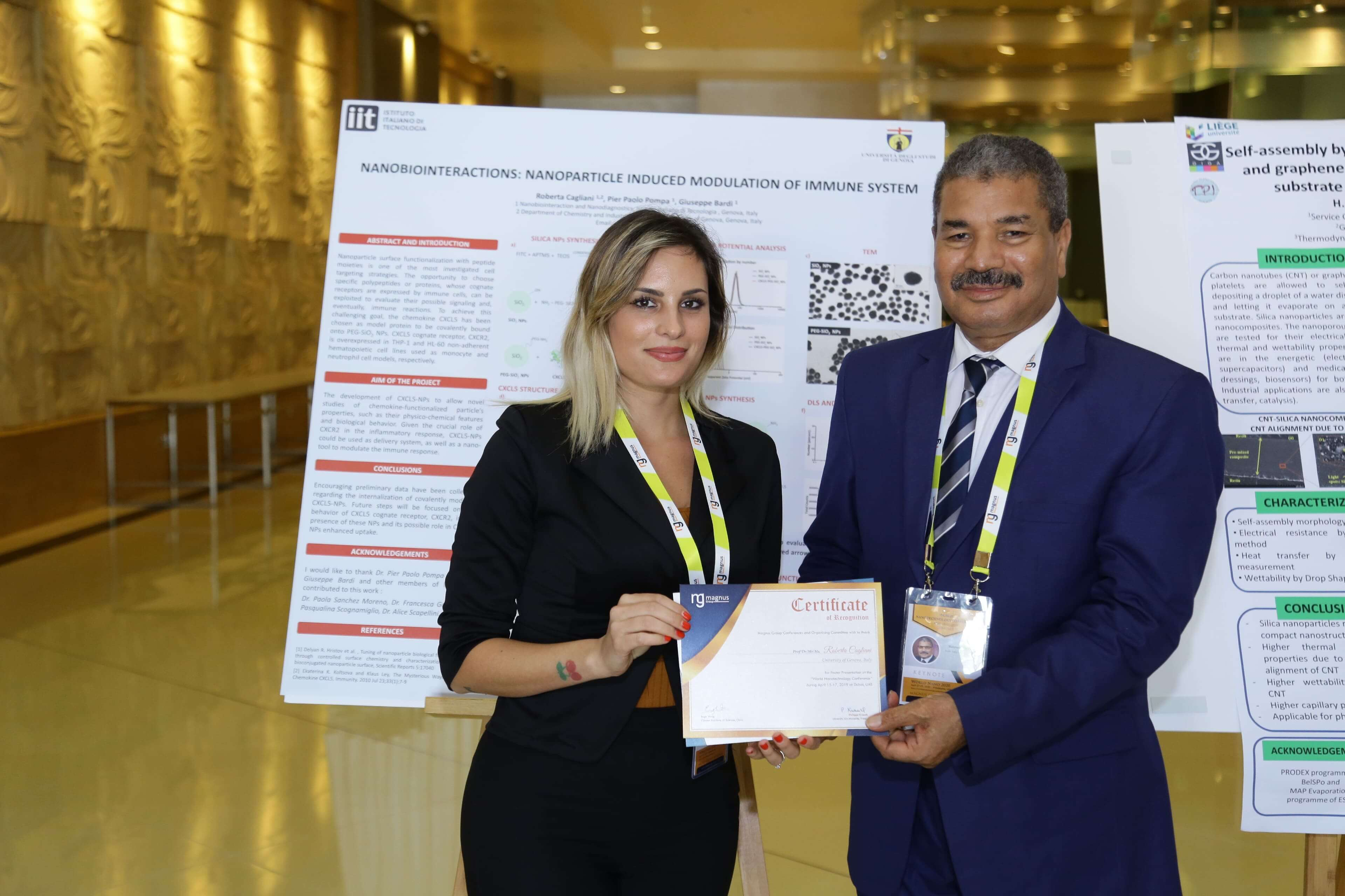 World Nanotechnology Conferences 2020