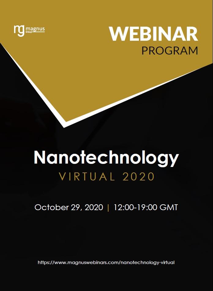 2nd Edition of World Nanotechnology Conference | Virtual Program