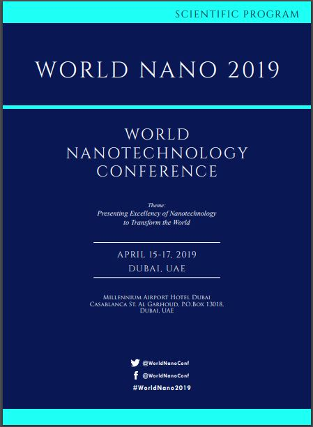 World Nanotechnology Conference Program