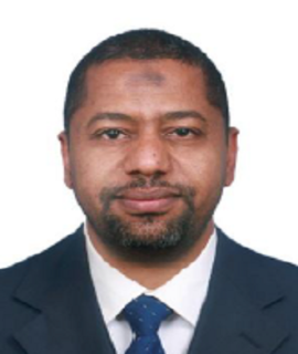 Hajo Yagoub, Speaker at