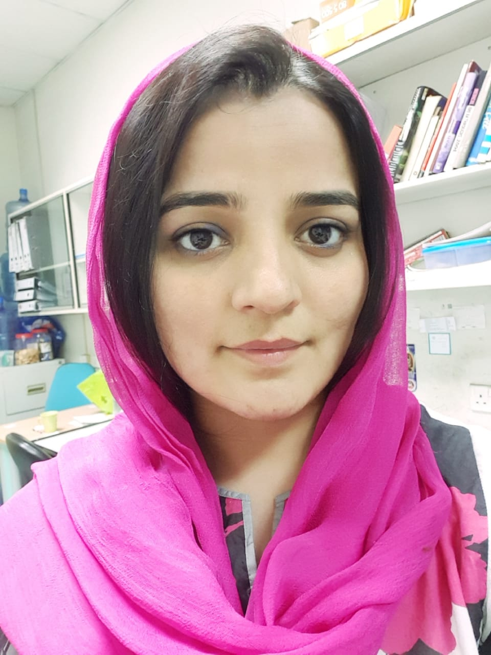 Speaker at World Nanotechnology Conference 2020 - Tooba Mahboob